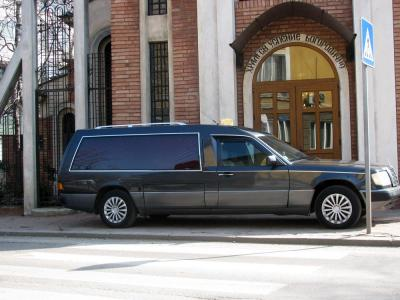 Repatriation of the deceased - Funeral Transport
